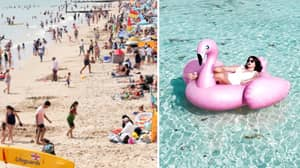 A Scorching Three-Month Heatwave Is Coming To The UK In May