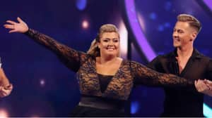 Gemma Collins' Reveals Injuries After 'Dancing On Ice' Fall
