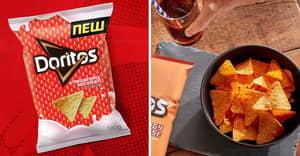 Doritos Has Teased New Strawberries & Cream Flavour Crisps
