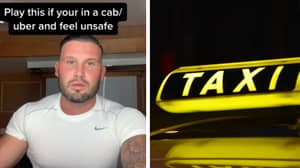 Man Praised For TikTok Video To Keep Women Safe In Taxis