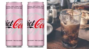 Pink Diet Coke Cans Are Back For Breast Cancer Awareness Month - Here's Where You Can Get Them