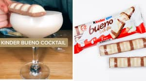 People Are Now Making Kinder Bueno Cocktails