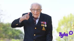 Captain Sir Tom Moore: Yes, It's Perfectly Normal To Grieve For Captain Tom