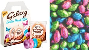 You Can Now Buy A Galaxy Easter Hunt Mix