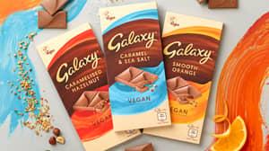 Mars Is Launching A Range Of Vegan Galaxy Chocolate Bars