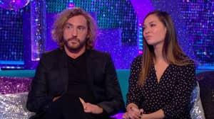Rebecca Humphries Responds To Seann Walsh's 'Awkward' On-Air Apology