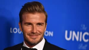 David Beckham Is Starring In The Friends Reunion