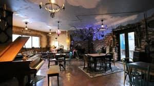 A Harry Potter Themed Wizarding Tearoom Is Now Open