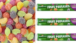 People Are Having A Furious Debate Over This Packet Of Fruit Pastilles