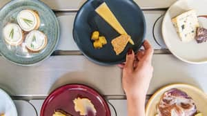 London's First Ever Cheese Conveyor Belt Has Just Opened And We Are Beyond Excited