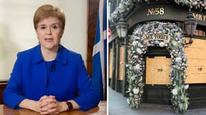Scotland Announces Two-Week Ban On Pubs And Bars Serving Alcohol Indoors