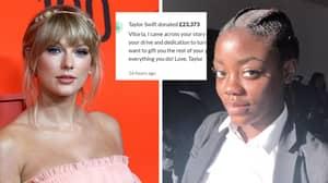 Vitoria Mario: Taylor Swift Donates £23k To Help Teenage Girl Fulfil Her Warwick University Dream