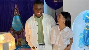 'Love Island' Star Luke Trotman Throws Siânnise Fudge A Disney Themed Birthday
