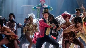 You Can Now Do A 'Greatest Showman' HIIT Workout