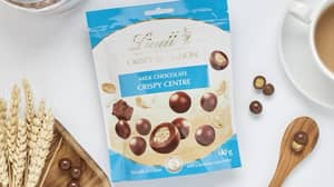 Lindt Has Launched Chocolate Cereal Balls