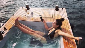 Hot Tub Boats Exist And They Look Incredible