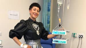 ​Terminal Cancer Patient Turns Up For Chemo Dressed For A Night Out