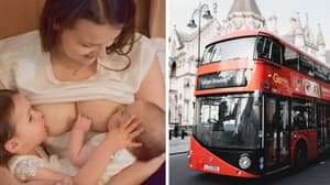 Mum Is Kicked Off Bus For Breastfeeding Her Daughter