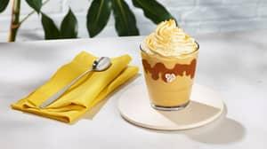 Costa Launches New Golden Caramel Coffee Range