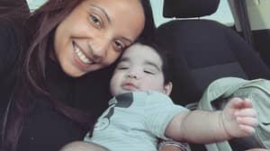 Mum Hits Back At Cruel 'Gorilla Baby' Comments