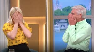 Holly Willoughby Mocked For Not Knowing How Corn On The Cob Grows
