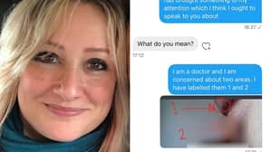 Woman Pretends To Be Doctor To Shame Man Who Sent Her Unsolicited D*ck Pics