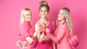 You Can Now Go On A Pink Themed Bottomless Brunch With Frosé