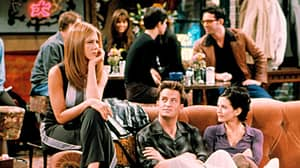 A 'Friends' Cafe In London Exists - And It Serves Prosecco
