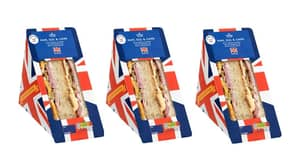 Morrisons Launches A Limited Edition Ham, Egg & Chip Sandwich And We Don't Know How To Feel