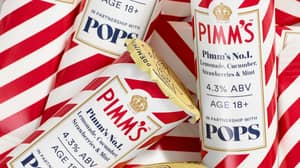 Pimm's Popsicles Land In Waitrose Just In Time For Summer