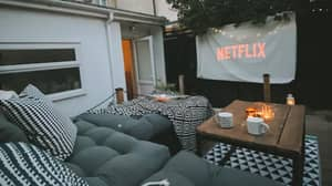 Couple Completely Revamp Drab House Into Dream Home With Outdoor Cinema