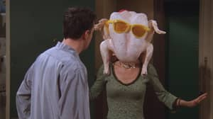 You Can Now Buy A Giant Friends Turkey Mask And It Is Hilarious