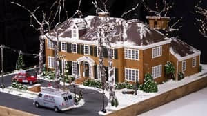 Home Alone House Recreated In Gingerbread To Mark 30th Anniversary
