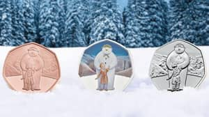 Royal Mint Launches New Limited Edition 'The Snowman' Coin For Christmas