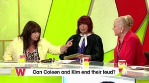Kim Woodburn Apologises To Coleen Nolan After Loose Women Row