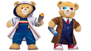 Build-A-Bear Has Launched A New 'Doctor Who' Collection