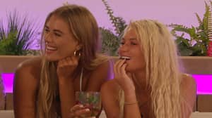 'Love Island's' Lucie And Arabella Are Living Proof You Can Be Friends With Your Partner's Ex