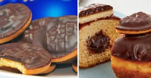 Morrisons Now Sells A Jaffa Cake Doughnut With An Oozing Chocolate Orange Centre