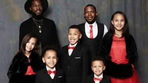 Single Man Adopts Five Siblings Because He Didn't Want Them To Be Separated