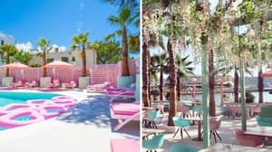 Ibiza Hotel Dubbed 'Most Instagrammable' In The World