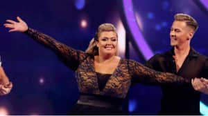 Gemma Collins Denies Claims She Faked 'Dancing On Ice' Fall