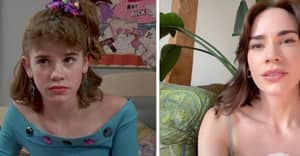 The 13-Year-Old From 13 Going On 30 Is Now Almost 30