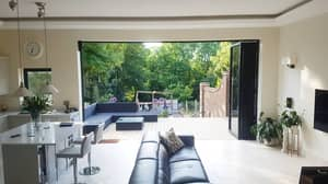 Couple Transform Run Down Semi-Detached House Into Dream Family Home