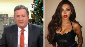 Piers Morgan Hits Out At Jesy Nelson Over New Gun Tattoo