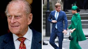Trolls Are Already Blaming Harry And Meghan For Prince Philip's Death