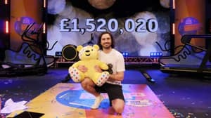 Joe Wicks Has Raised Over £1 Million For Children In Need With 24 Hour PE Challenge