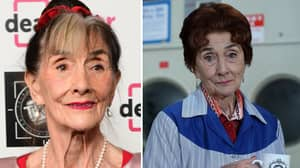 EastEnders' June Brown Refuses To Give Up Smoking And Drinking
