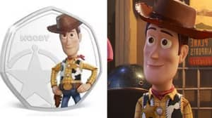 A Collectable 'Toy Story 4' 50p Coin Commemorating Woody Has Been Released