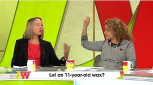 Loose Women Producers Forced To Halt Debate On Childhood Waxing