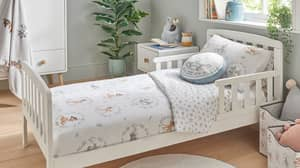 George Home Have Launched A Cute Disney Nursery Collection